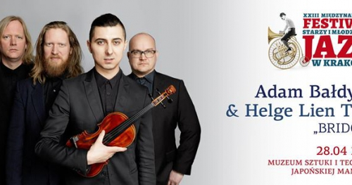 "Adam Bałdych & Helge Lien Trio ""Bridges"""