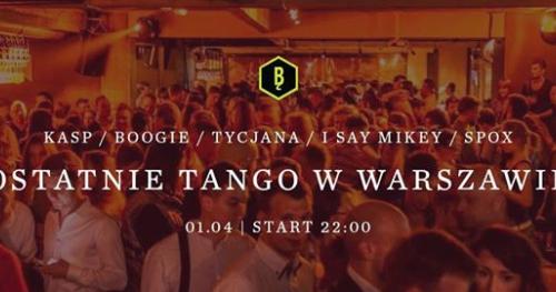 Ostatnie tango w Warszawie - BĄTĄ 01.04