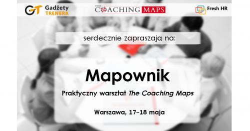 Mapownik - Praktyczny warsztat The Coaching Maps