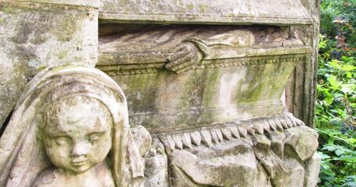 14.05.2017 - Nisi Religio - Umbra et Nihil - spacer po Cmentarzu Ewangelicko - Augsburskim