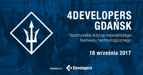 4Developers Gdańsk 2017