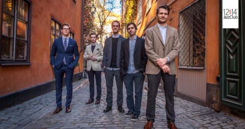 Jazz Band New Scandinavian Roots || 28.04.2017