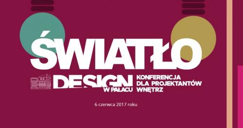 Design w Pałacu - Światło