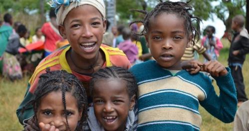 Etiopia - w drodze po marzenia