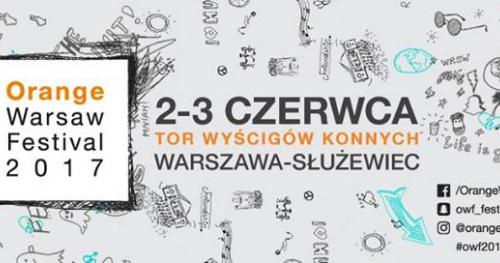 Orange Warsaw Festival 2017 - official