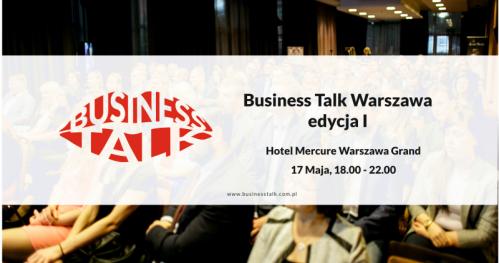Business Talk Warszawa edycja I