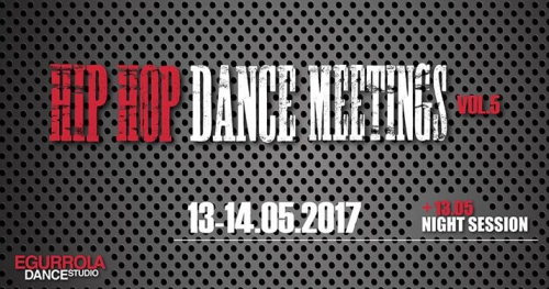Hip Hop Dance Meetings vol. 5!