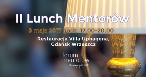 II Lunch Mentorów