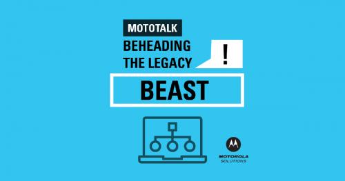 "MOTOTALK: ""Beheading the Legacy Beast"""