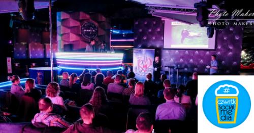 Czwartek Social Media w Płocku #4 - darmowe prelekcje i networking