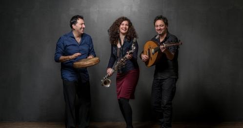 Koncert Ensemble FisFüz - muzyka świata i oriental jazz