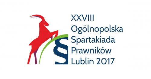 XXVIII Ogólnopolska Spartakiada Prawników Lublin 2017