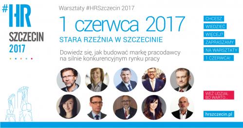 #HRSzczecin 2017. Warsztat Jacka Santorskiego i Michała Kaźmierskiego