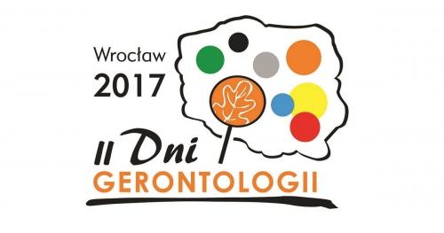 II DNI GERONTOLOGII Wrocław, 16-18.10.2017