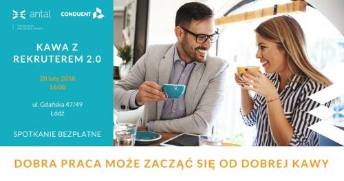 Kawa z rekruterem 2.0 - odkryj potencjał języka obcego!