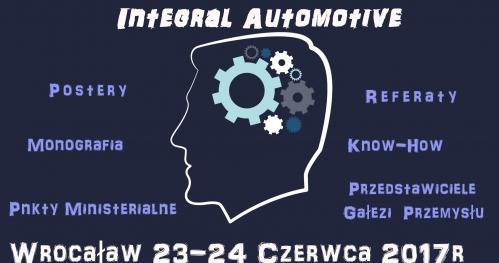 Konferencja Naukowo-Techniczna Integral Automotive