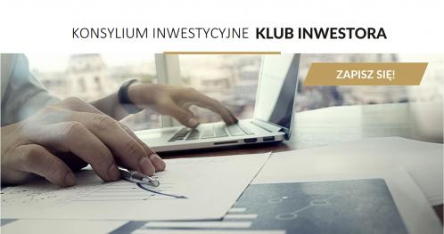 Konsylium Inwestycyjne - Klub Inwestora - Dołącz do grupy aktywnych inwestorów!