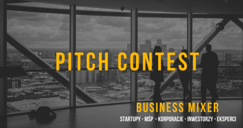 Business Mixer - Business Link Katowice | PITCH CONTEST | 23.06.2017