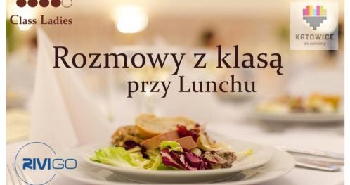 Rozmowy z klasą przy lunchu