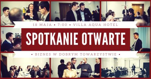 Spotkanie otwarte Towarzystwa Biznesowego Trójmiejskiego 18.05
