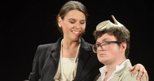 BÓG MORDU | Gościnny spektakl w Teatrze Wolandejskim | WSTĘP WOLNY