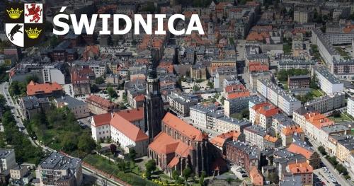 Spacery po Dolnym Śląsku z Beatą Maciejewską - Świdnica