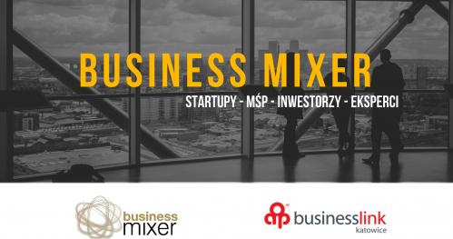 Gala Business Mixer - Business Link Katowice | 23.06.2017