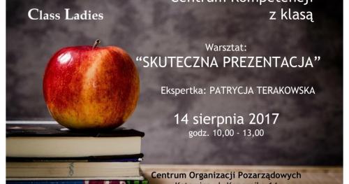 Centrum Kompetencji Class Ladies - Skuteczna Prezentacja