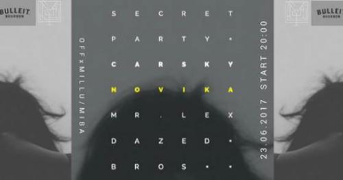 SecretPartyLSP: Novika&Mr.Lex / Carsky / DazedBros / Millu/Miba