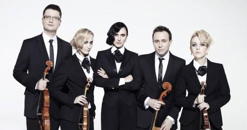Kayah // Royal String Quartet // Euro Chamber Music Festival