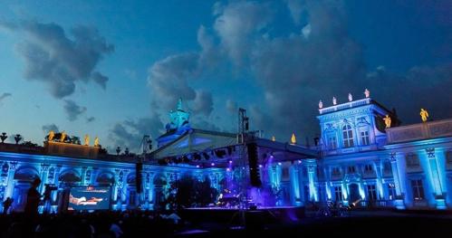 Możdżer / Archipowski & Violin Soul | koncerty w Wilanowie