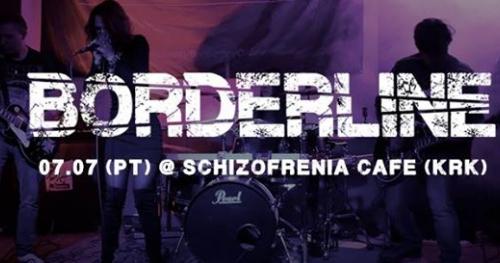 Borderline + goście Kraków Schizofrenia Cafe