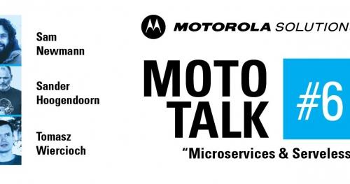 MotoTALK: Microservices & Serverless