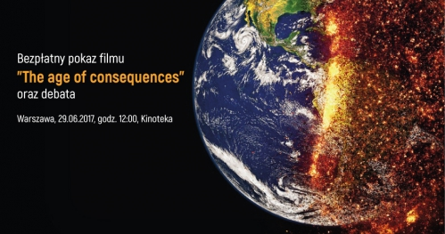"""The Age of Consequences"" - pokaz filmu"