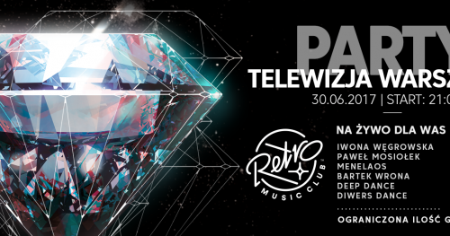 Telewizja Warszawa Party