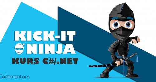 Kurs programowania Junior C# Developer - KICK-IT NINJA z dofinansowaniem do 100%