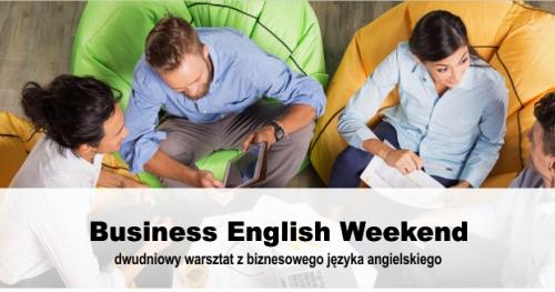 Business English Weekend #3 /15-16.07