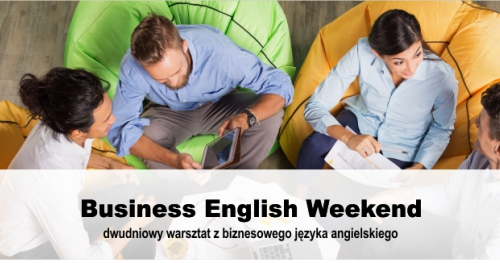 Business English Weekend #9 /26-27.08