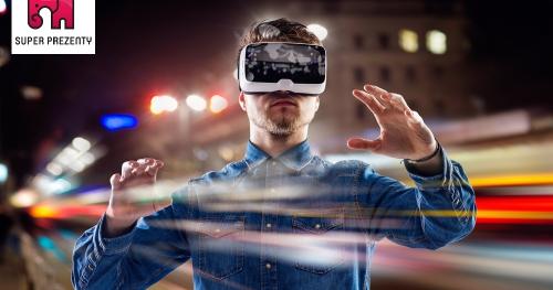 Salon wirtualnej rzeczywistości w Super Prezenty Boutique