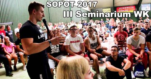 III Seminarium WK