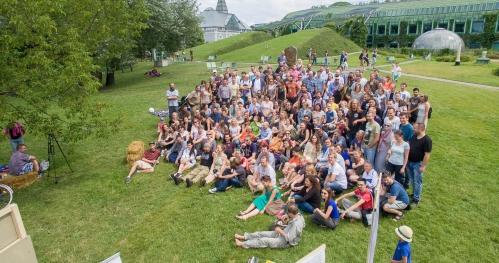 Pierwszy Festiwal Naturalnego Budowania 2017 - zapis wideo
