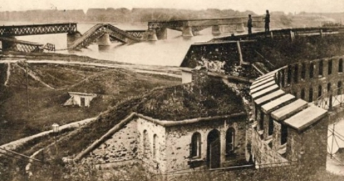 30.07.2017 - Tajemnice Fortu Legionów - trasa podziemna