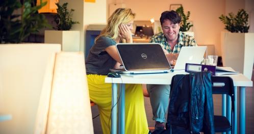 Dzień otwarty coworkingu w Strefie Startup Gdynia