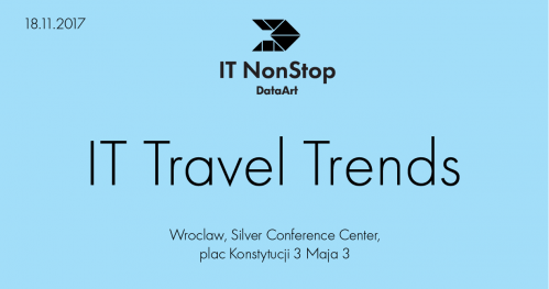 IT NonStop: IT Travel Trends