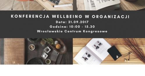 Wellbeing w organizacji
