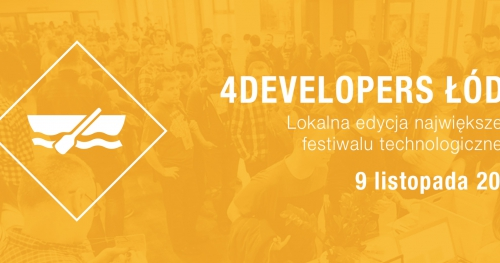 4Developers Łódź 2017