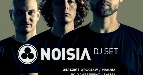 Noisia we Wroclawiu