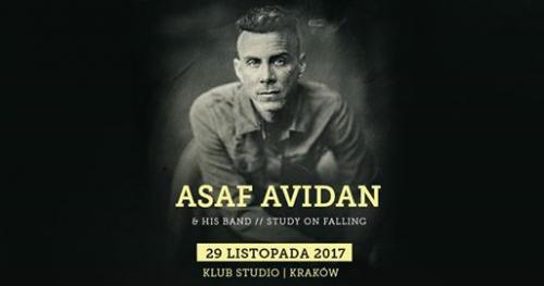 Asaf Avidan, Klub Studio, 29.11.2017