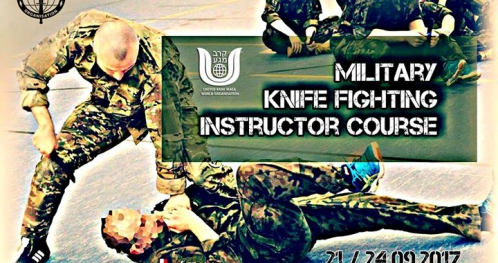 Military Knife Fighting Instructor Course