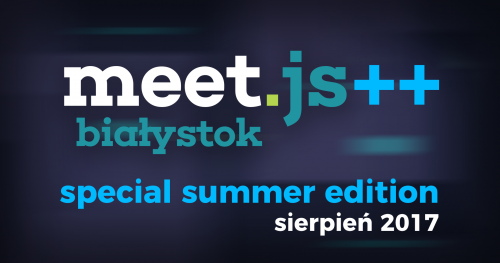 meet.js++ special summer edition